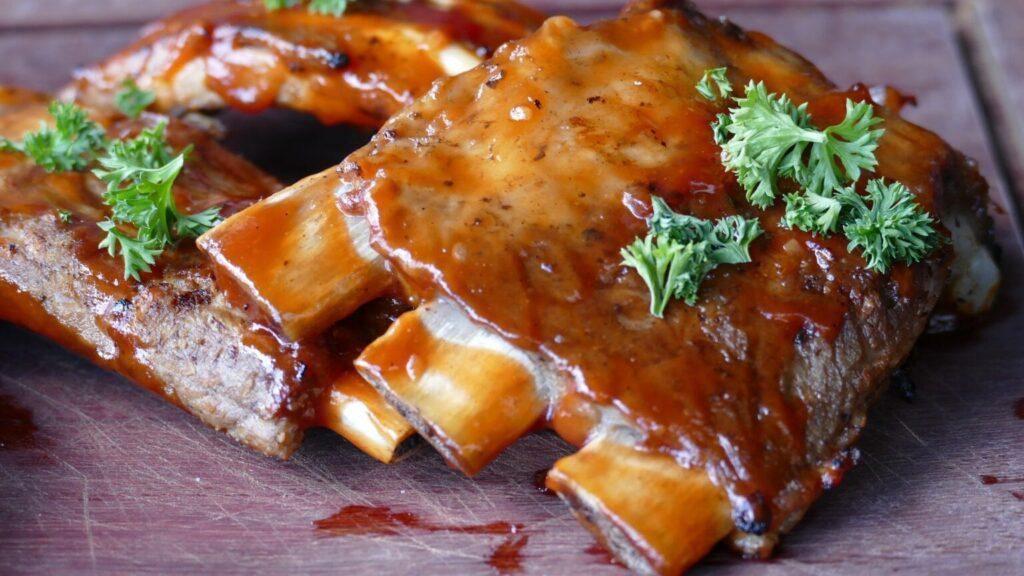 Barbecue Ribs Recipe, American Recipe for authentic BBQ Ribs